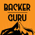 Backer Guru's tweet logo for Backer Club