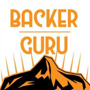 Backerguru Backer Club's 404 page